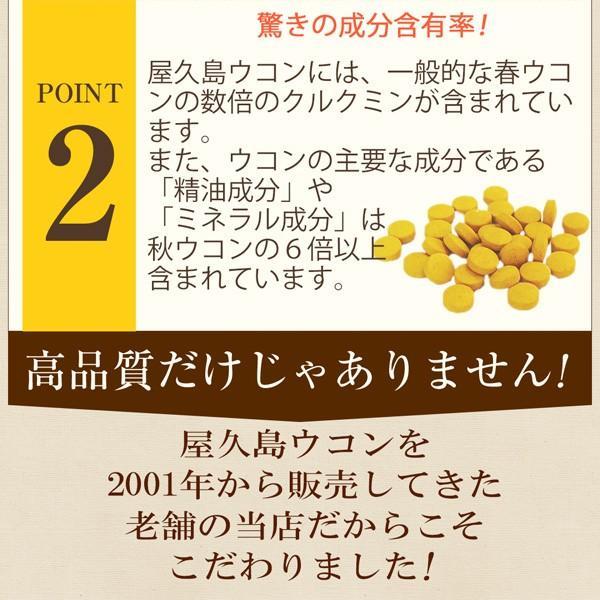 屋久島ウコン極(70粒)【お試し】|yakushimashop|14
