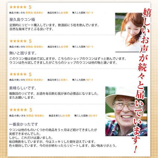 屋久島ウコン極(70粒)【お試し】|yakushimashop|08