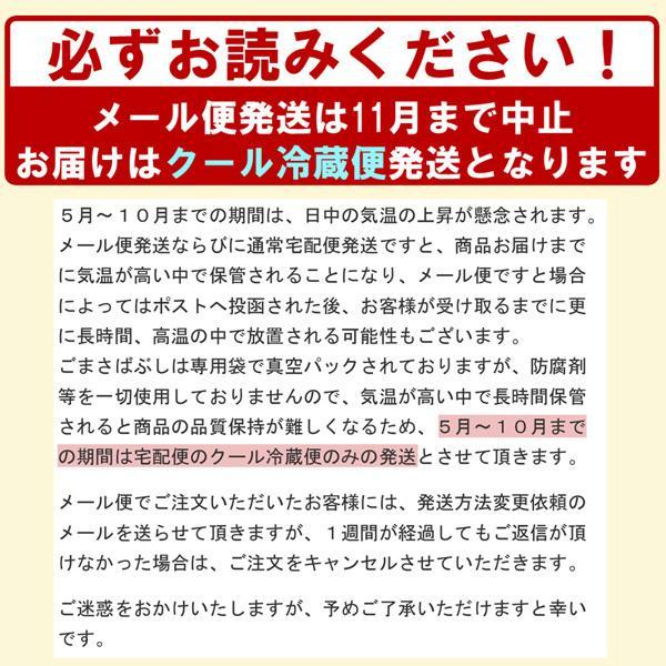 鯖 なまり節 屋久島名産ごまさばぶし1本入 6パックセット|yakushimashop|10