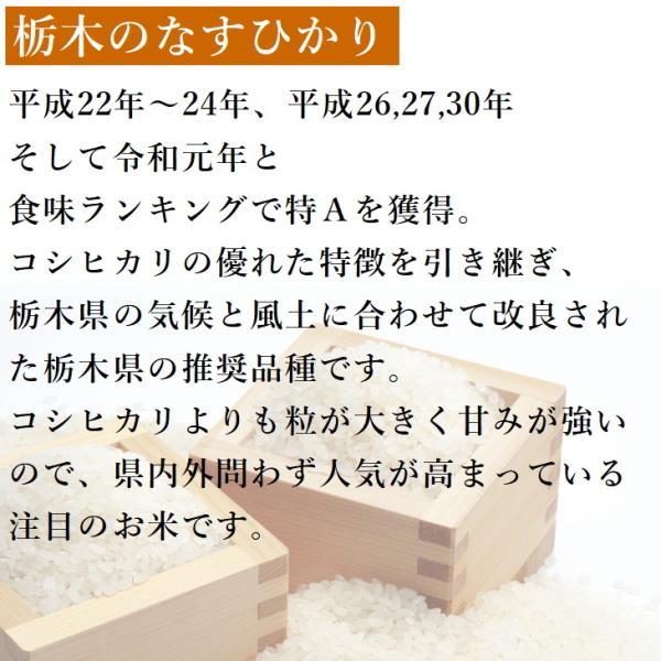 新米 お米 24kg 栃木県 白米 一等米 なすひかり 平成30年産 送料無料 14時までのご注文で当日出荷|yama-kome|02