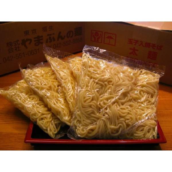 やきそば/玉子入り焼そば太麺 160g1箱30食入