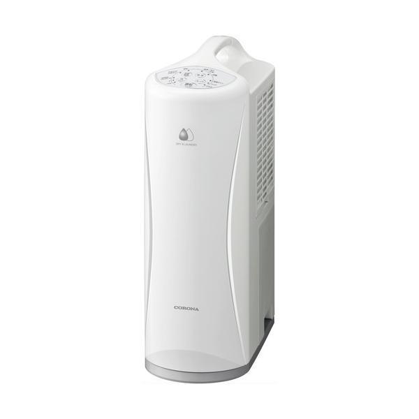 |コロナ CD-S6321(W) 除湿機 パーソナルタイプ除湿機 6.3L ホワイト