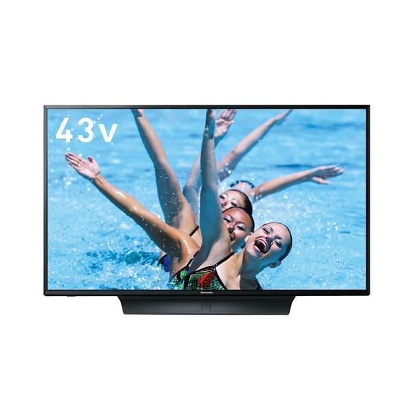 長期保証 液晶テレビパナソニック43インチ43型液晶テレビTH-43HX850地上・BS・110度CSデジタル液晶テレビVIE