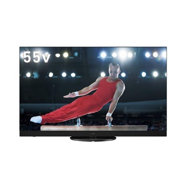 長期保証 テレビパナソニック55インチ有機ELTH-55HZ18004K有機ELテレビVIERA(ビエラ)4Kダブルチューナー