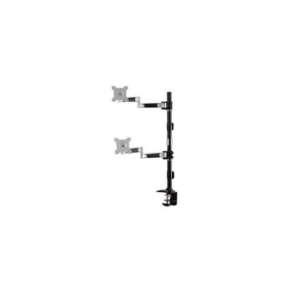 OWLTECH モニターアーム (二段式×2) OWL-TC212の画像