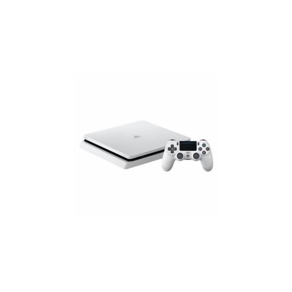 PlayStation4 グレイシャー・ホワイト 500GB CUH-2100AB02|yamada-denki