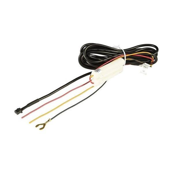 コムテック HDROP-14 駐車監視・直結配線コード 4m|yamada-denki