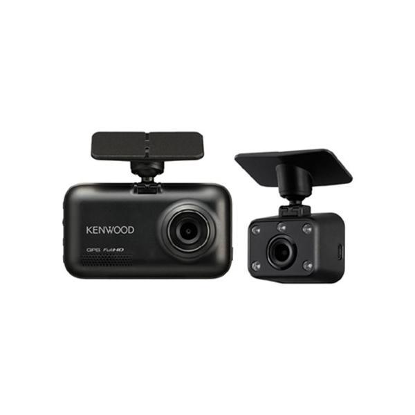 ケンウッド DRV-MP740 スタンドアローン型 車室内撮影対応2カメラドライブレコーダー|yamada-denki