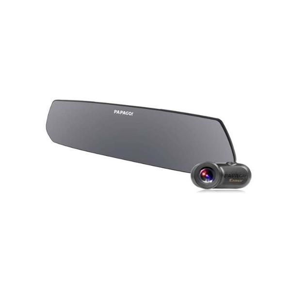 PAPAGO GSM790S1-32G GoSafe M790S1 ルームミラー型2カメラドライブレコーダー|yamada-denki