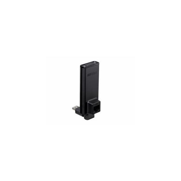 エアステーション WLI-UTX-AG300/C 11n/a/g/b 300Mbps 簡単無線LAN子機