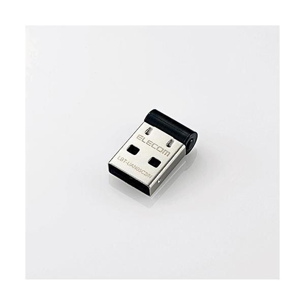 エレコム LBT-UAN05C2/N Bluetuuth USBアダプター(Class2)|yamada-denki