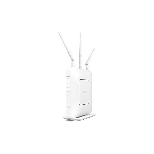 バッファロー WXR-1900DHP3 無線LAN親機 11ac/n/a/g/b 1300+600Mbps エアーステーション ハイパワー Giga yamada-denki