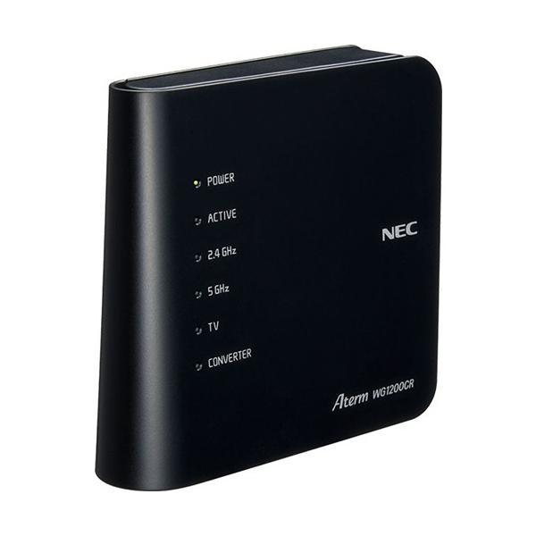 NEC PA-WG1200CR 無線LANルータ Aterm