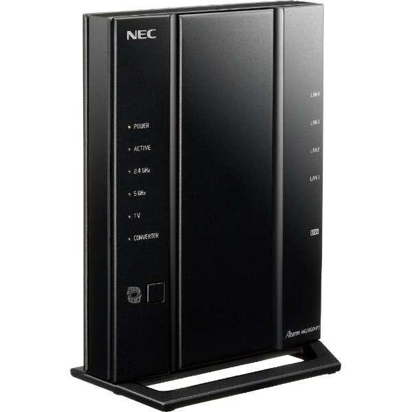 NEC PA-WG2600HP3 11ac対応 1733+800Mbps 無線LANルータ(親機単体) yamada-denki