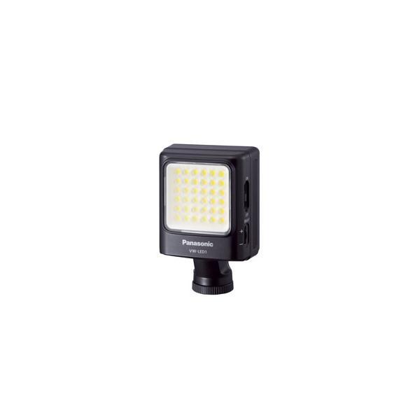 パナソニック VW-LED1-K LEDビデオライトの画像