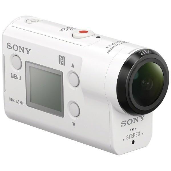 ソニー HDR-AS300R デジタルHDビデオカメラレコーダー アクションカム ライブビューリモコンキット|yamada-denki|02