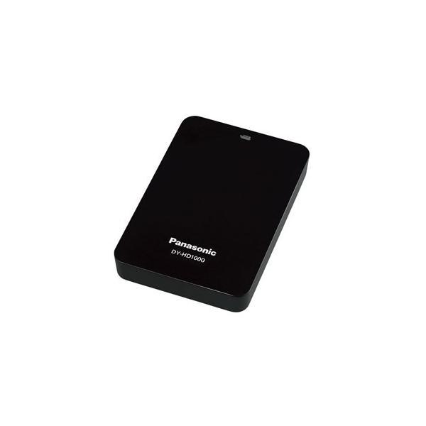 パナソニック DY-HD1000-K VIERA・DIGA専用1TB USBハードディスク|yamada-denki