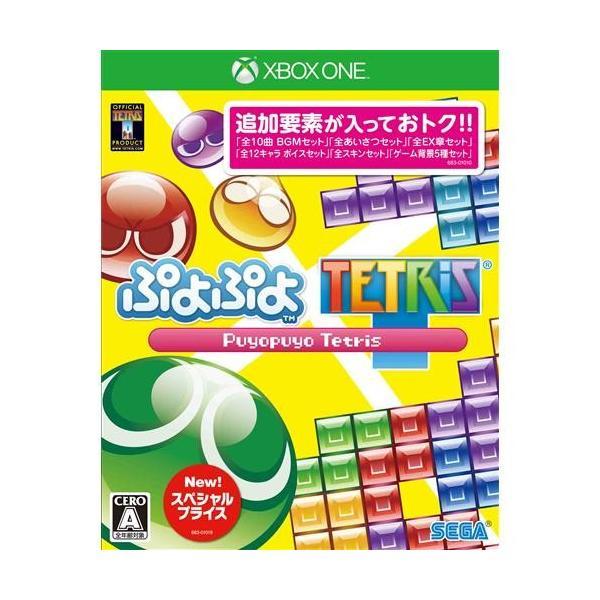 ぷよぷよテトリス スペシャルプライス Xbox One|yamada-denki