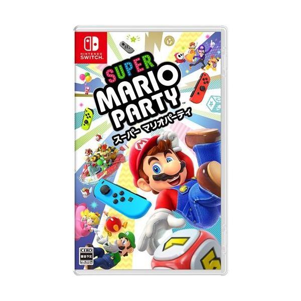 スーパー マリオパーティ Nintendo Switch HAC-P-ADFJA|yamada-denki
