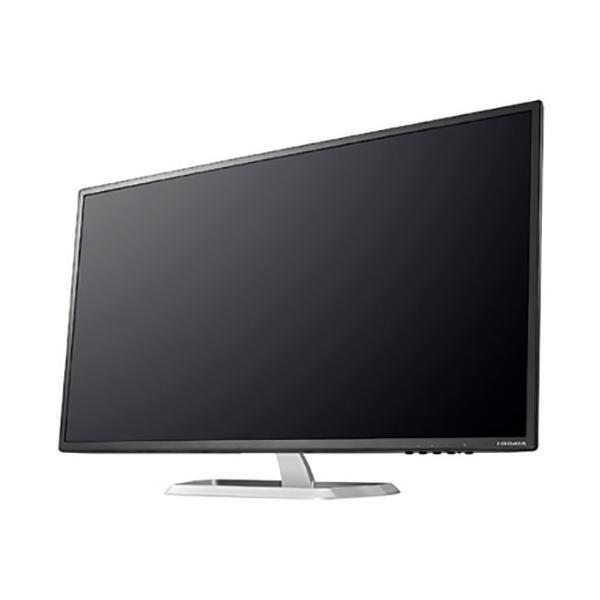 I-O DATA 31.5型ワイド 液晶ディスプレイ 広視野角ADSパネル採用 DisplayPort搭載 LCD-DF321XDBの画像