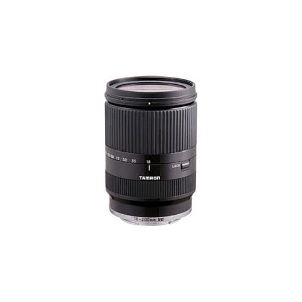 タムロン ModelB011 交換レンズ18-200mm F/3.5-6.3 Di III VC(ブラック)ソニー用