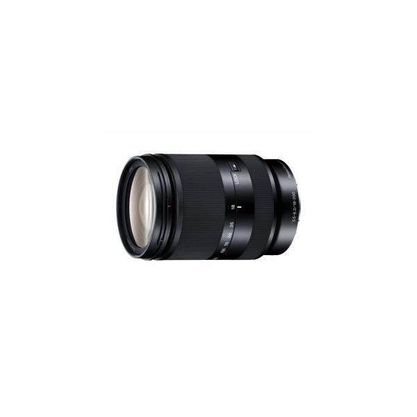 ソニー 交換レンズ E 18-200mm F3.5-6.3 OSS LE