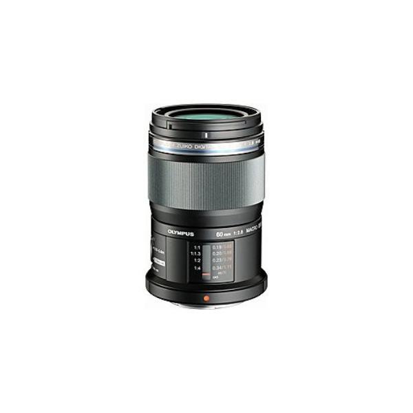オリンパス 交換レンズ M.ZUIKO DIGITAL ED 60mm F2.8 Macro(マクロ マイクロフォーサーズ)|yamada-denki