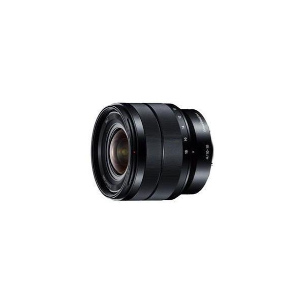 交換レンズ E 10-18mm F4 OSS