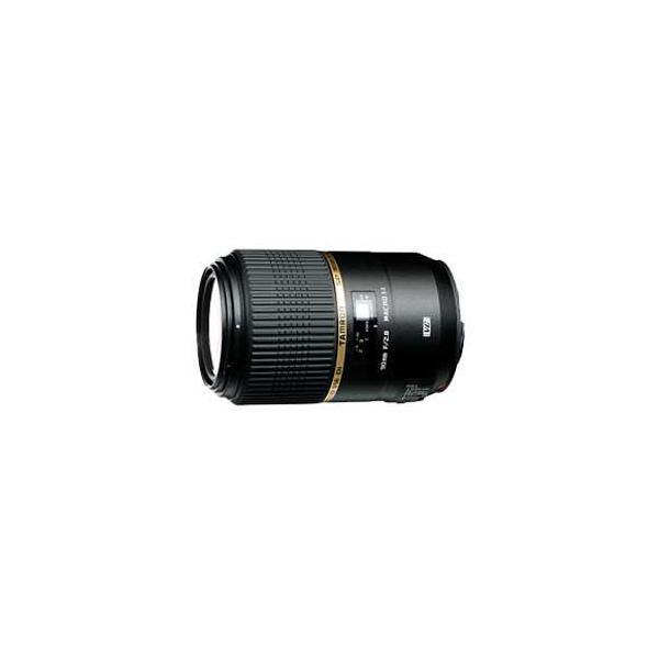 タムロン 交換用レンズ SP 90mm F/2.8 Di MACRO 1:1 VC USD(キャノンマウント用)Model F004