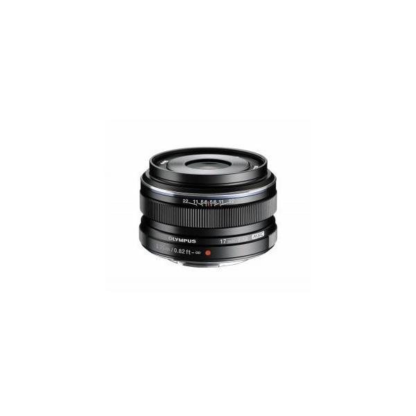 交換レンズ M.ZUIKO DIGITAL 17mm F1.8 ブラック