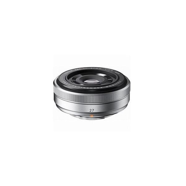 XF27mmF2.8  交換用レンズ XF 27mm F2.8 シルバー