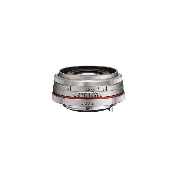 PENTAX(ペンタックス) HD DA21mm F3.2AL Limited シルバーの画像