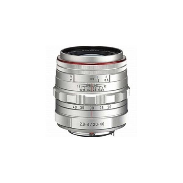 交換用レンズ HD PENTAX-DA 20-40mm F2.8-4ED Limited DC WR  (シルバー)
