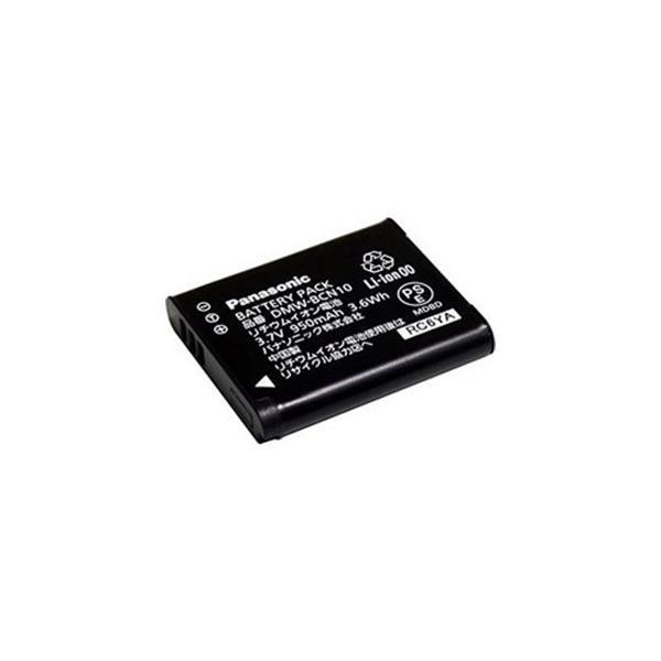 パナソニック DMW-BCN10 バッテリーパックの画像