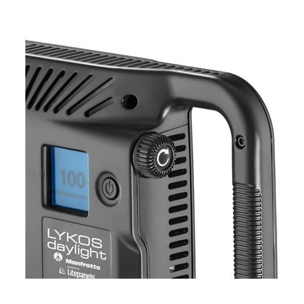 マンフロット MLL1500-D LykosデイライトLED