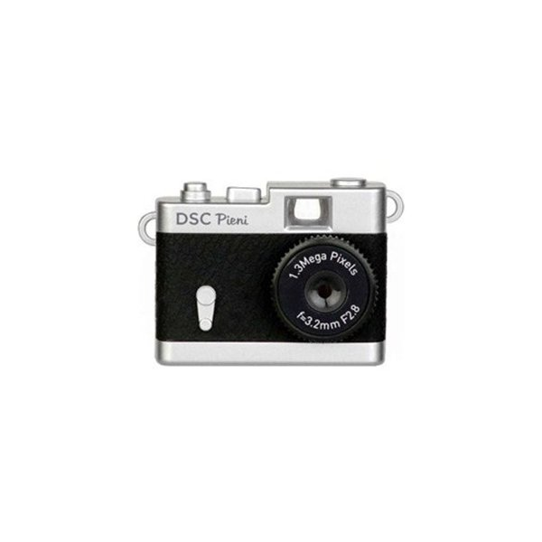 ケンコー デジタルカメラ DSC Pieni BK ブラックの画像