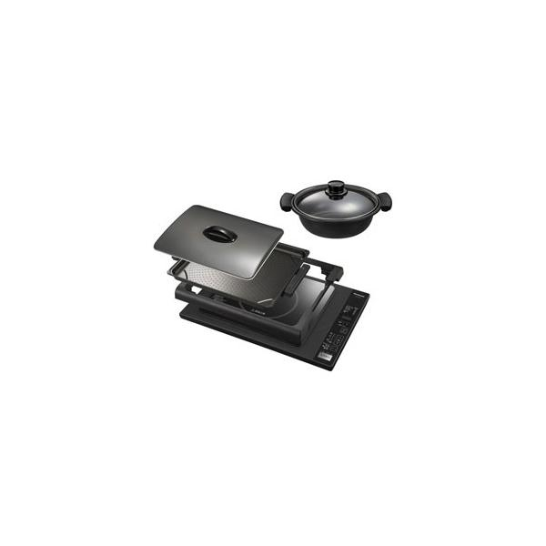 KZ-HP2100-K 卓上IH調理器  IHホットプレート|yamada-denki
