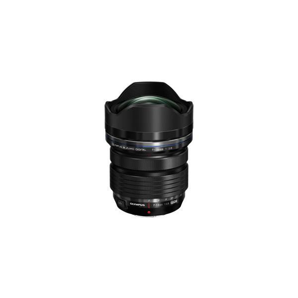 オリンパス 交換用レンズ M.ZUIKO DIGITAL ED 7-14mm F2.8 PRO ブラック