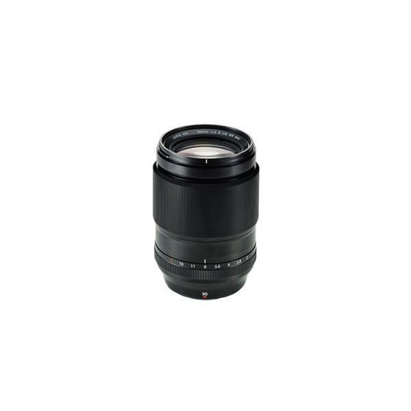 富士フィルム 交換用レンズ XF90mm F2 R LM WR 富士フイルムXマウント