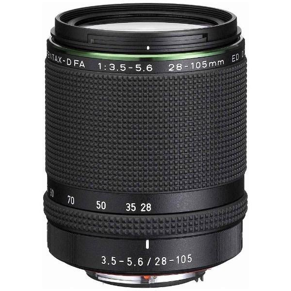 ペンタックス 交換用レンズ HD PENTAX-D FA 28-105mm F3.5-5.6ED DC WR