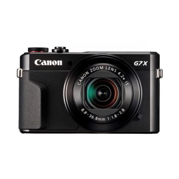 キヤノン PSG7XMK2 デジタルカメラ PowerShot(パワーショット) G7 X Mark II|yamada-denki