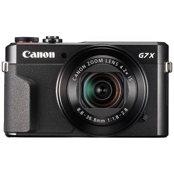 キヤノン PSG7XMK2 デジタルカメラ PowerShot(パワーショット) G7 X Mark II|yamada-denki|02
