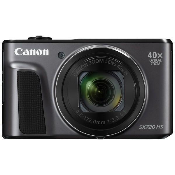 キヤノン PSSX720HS(BK) デジタルカメラ PowerShot(パワーショット) SX720 HS(ブラック)|yamada-denki|02