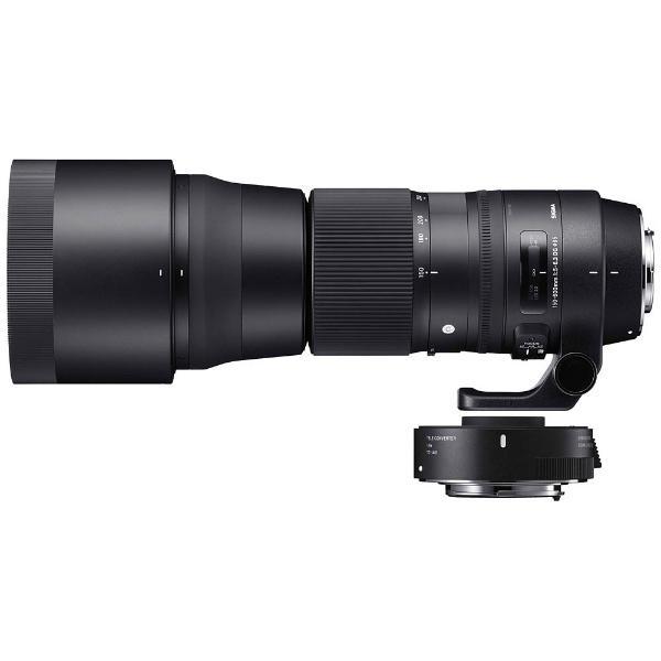 シグマ 交換用レンズ 150-600mm F5-6.3 DG OS HSM Contemporary テレコンバーターキット ニコンFマウント