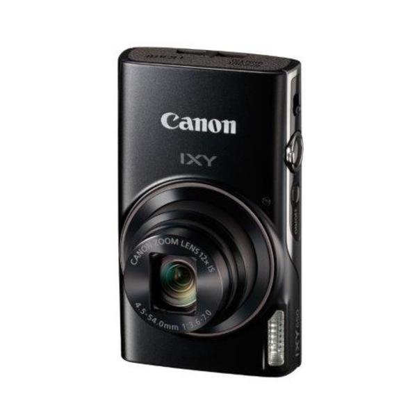 キヤノン IXY650BK デジタルカメラ「IXY 650」(ブラック)|yamada-denki
