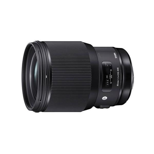 シグマ 交換用レンズ 85mm F1.4 DG HSM(キヤノン用)