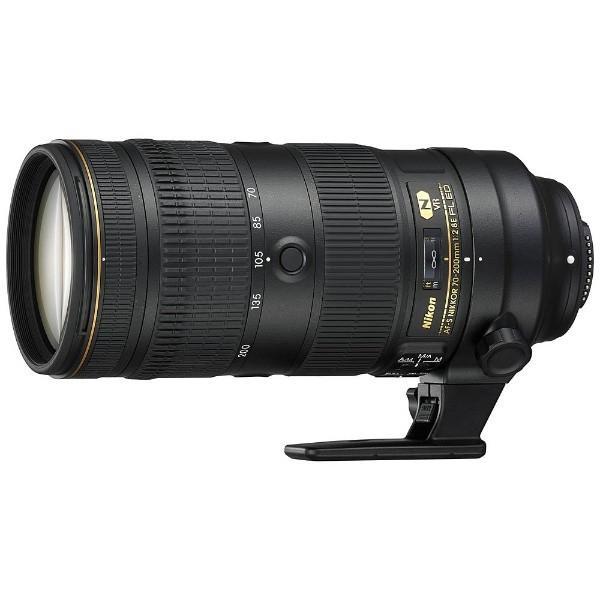 ニコン 交換用レンズ AF-S NIKKOR 70-200mm f/2.8E FL ED VR