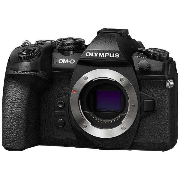 オリンパス ミラーレス一眼カメラ 「OLYMPUS OM-D E-M1 MarkII」ボディ