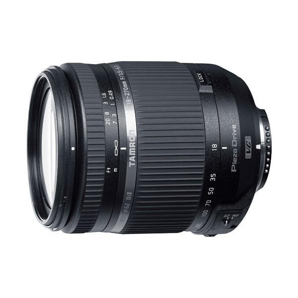 タムロン 交換用レンズ 18-270mm F3.5-6.3 DiII VC PZD TS B008TSE(キヤノン用)