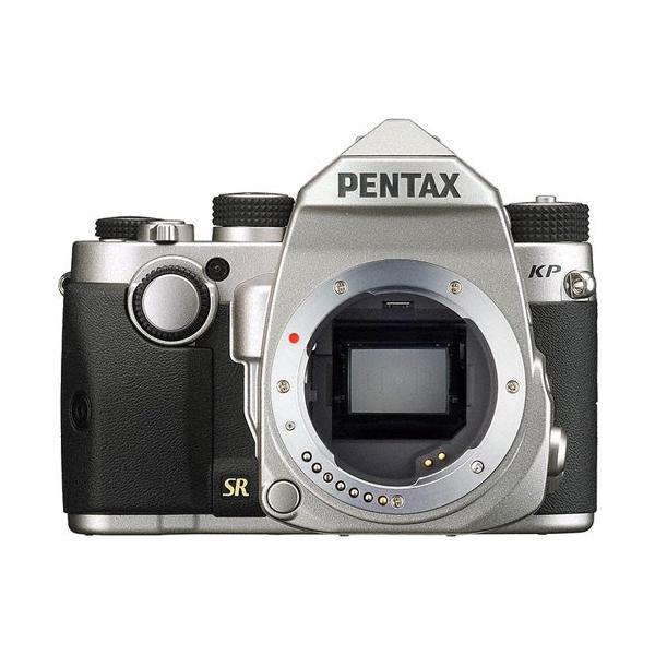 ペンタックス KP-BODY-SL デジタル一眼カメラ「PENTAX KP」ボディ(シルバー)